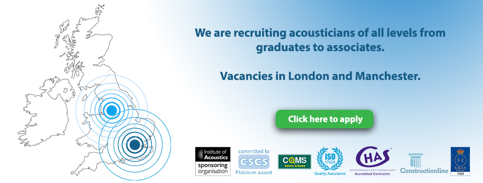 Jobs in Acoustics